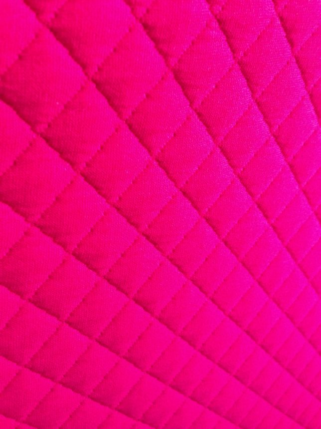 pink chair cover stretch