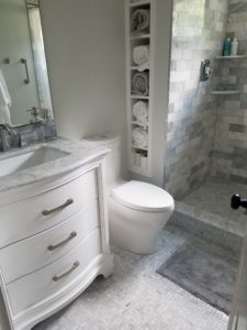 2016 bath in marble